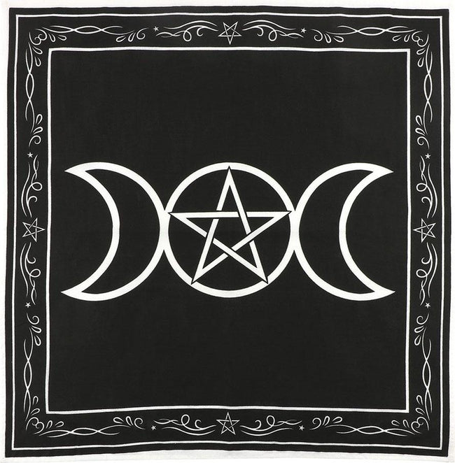 Triple Moon | ALTAR CLOTH