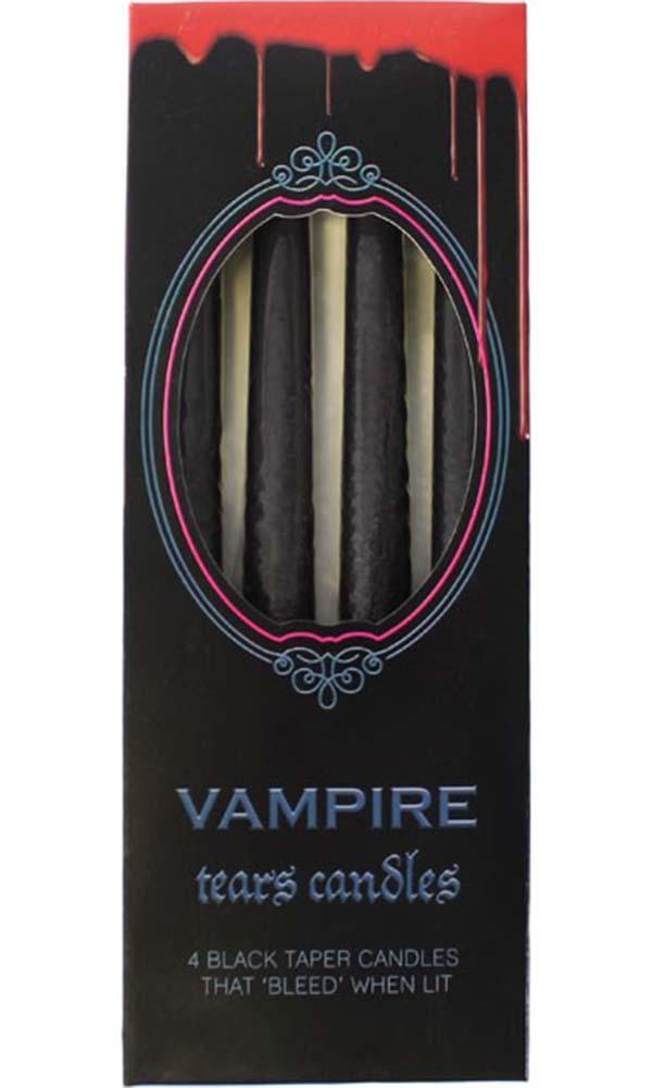 Vampire Tears | CANDLES [Pack of 4]