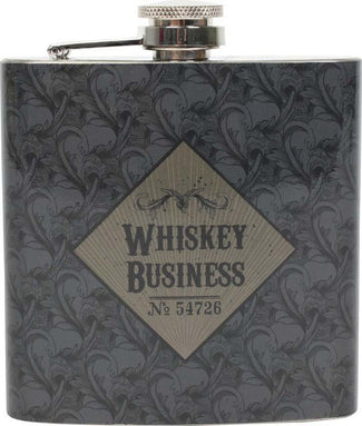 Whiskey Business | HIP FLASK