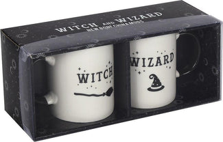 Witch and Wizard | MUG SET