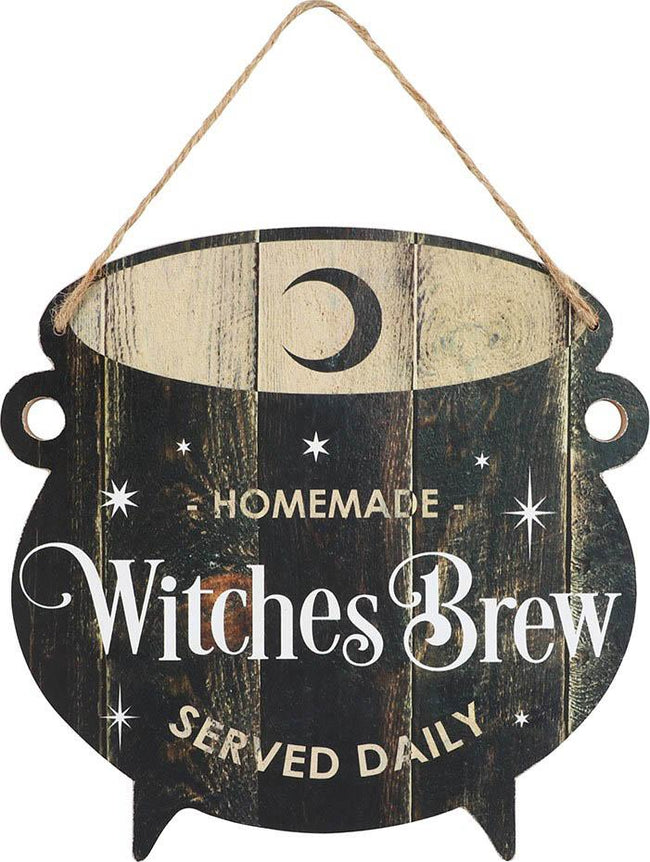 Witches Brew | HANGING SIGN