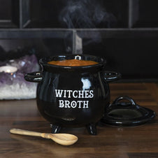 Witches Broth | CAULDRON [With Broom Spoon]