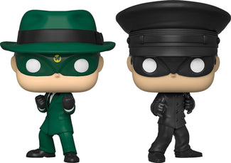 Green Hornet - Green Hornet & Kato Pop! Vinyl 2 Pack | NYCC 2019 FALL CONVENTION EXCLUSIVES [RS]*