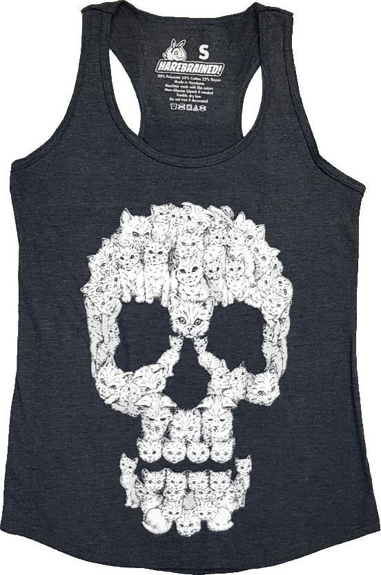Skulls are for Pussies | TANK TOP