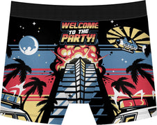 Welcome to the Party, Pal | BOXER BRIEFS