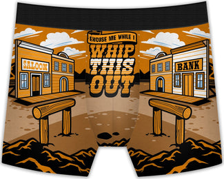 Whip This Out | BOXERS