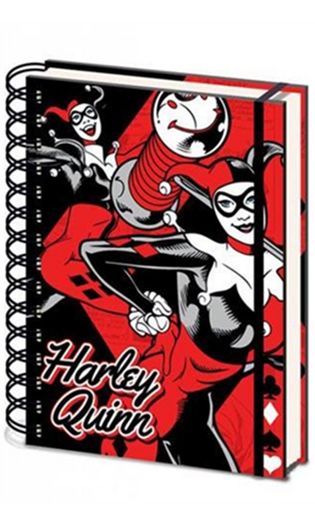 Harley Quinn | A5 NOTE BOOK