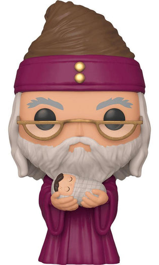 Harry Potter | Dumbledore With Baby Harry POP! VINYL
