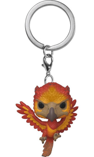 Harry Potter | Fawkes POP! KEYCHAIN