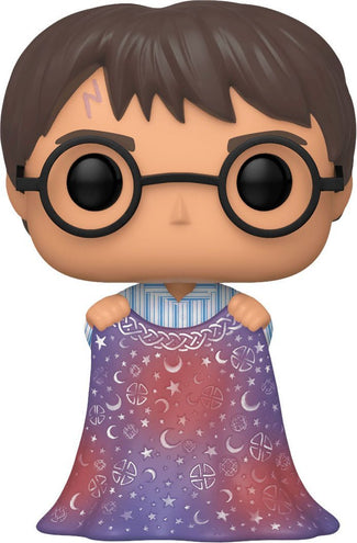 Harry Potter | Harry With Invisibility Cloak POP! VINYL