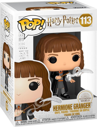 Harry Potter | Hermione With Feather POP! VINYL