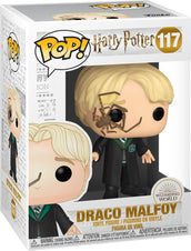 Harry Potter | Malfoy With Whip Spider POP! VINYL