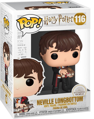 Harry Potter | Nevill With Monster Book POP! VINYL