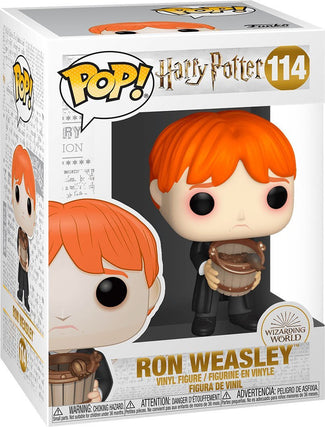 Harry Potter | Ron With Puking Slugs POP! VINYL