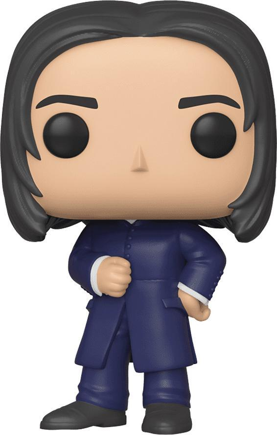 Harry Potter | Severus Snape Yule POP! VINYL