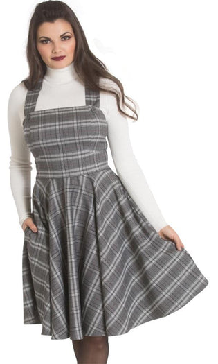 Frostine Pinafore | DRESS
