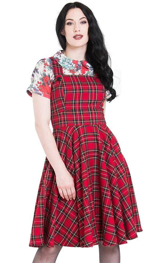 Irvine Pinafore | DRESS