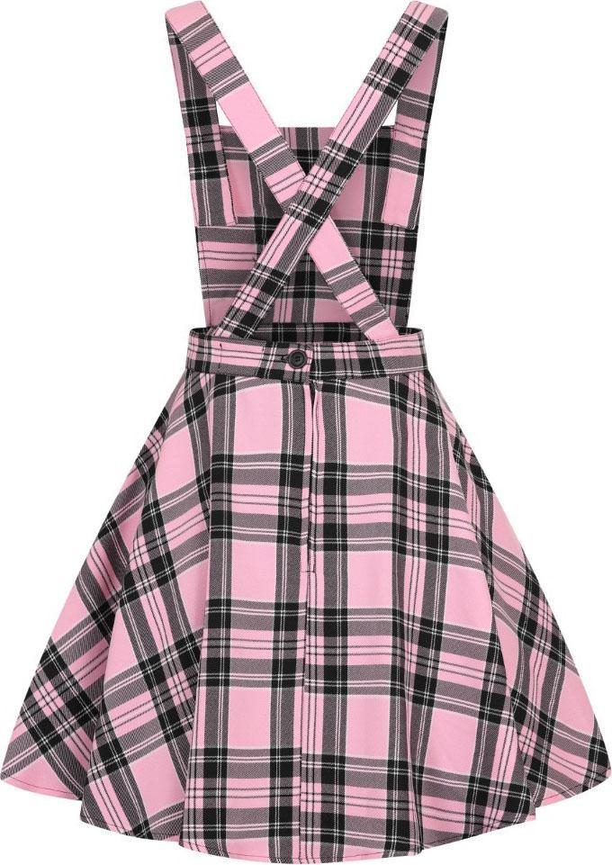 Islay [Pink] Pinafore | DRESS