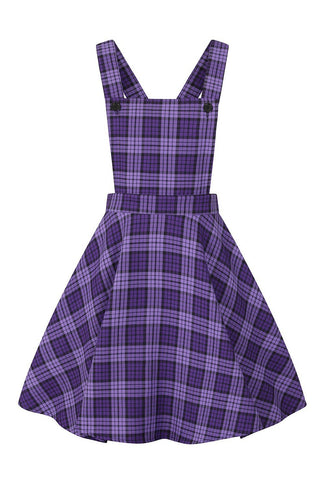 Karine Pinafore | DRESS