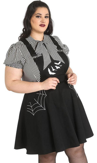 Miss Muffet Pinafore | DRESS*