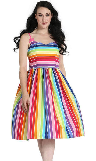 Over The Rainbow | 50's DRESS