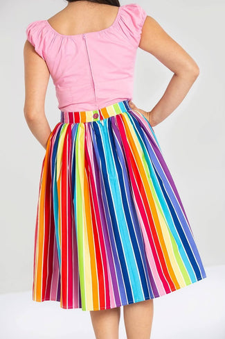 Over The Rainbow | 50's SKIRT