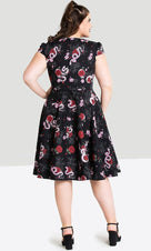 Python Rose | 50's DRESS