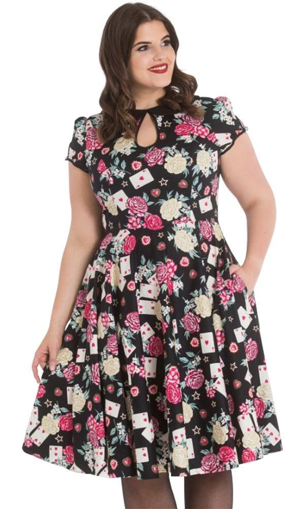 Queen Of Heart 50's | DRESS