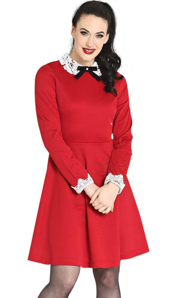 Ricci [Red] | DRESS