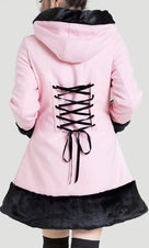 Sarah Jane [Pink/Black] | COAT