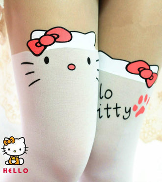 STOCKINGS | Hello Kitty 2