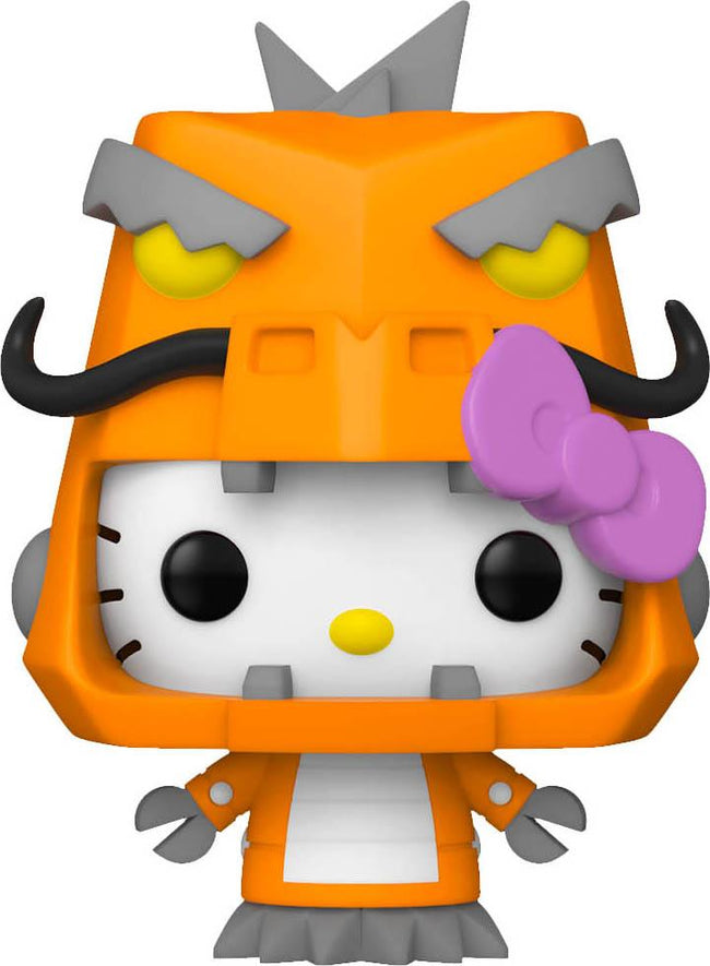 Hello Kitty | Mecha Kaiju Kitty POP! VINYL