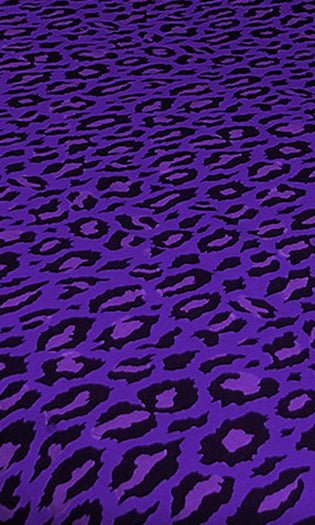 Royal Leopard | KING QUILT SET