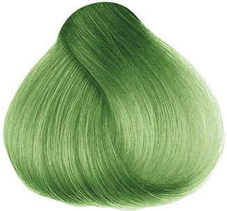 Olivia Green Hair Colour