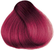 Ruby Red Hair Colour