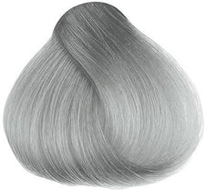 Silver Veronica White Hair Colour