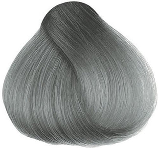 Sylvia Silver Hair Colour