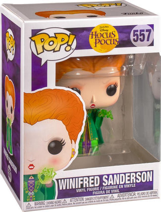 Hocus Pocus | Winifred W/Magic POP! VINYL