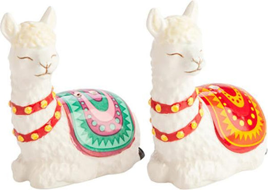 Alpaca | SALT + PEPPER SET