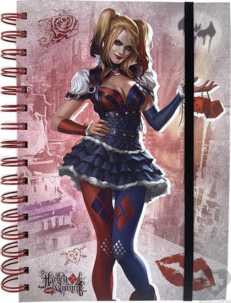 Batman Arkham Knight | Harley Quinn NOTEBOOK