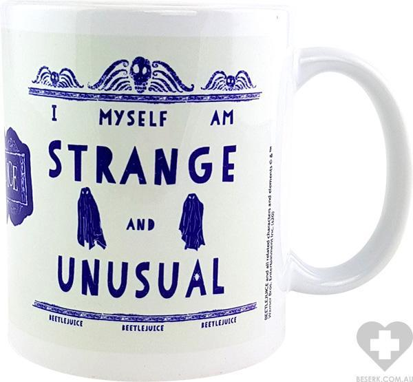 Beetlejuice | Strange And Unusual MUG