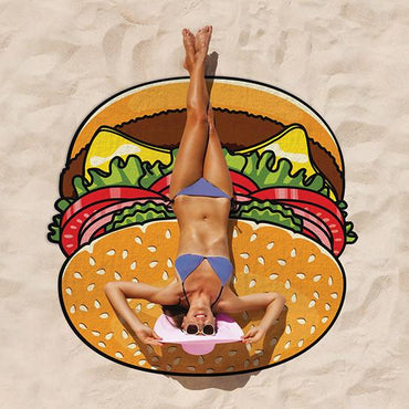 BigMouth Gigantic Burger | BEACH BLANKET