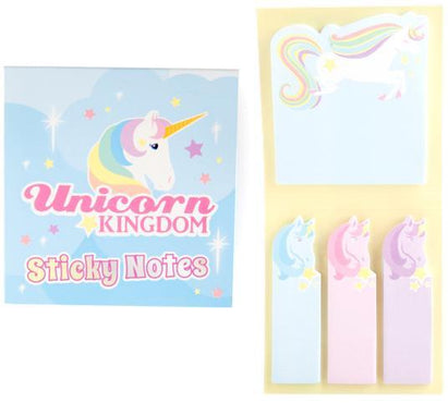 Unicorn Kingdom | STICKY NOTES