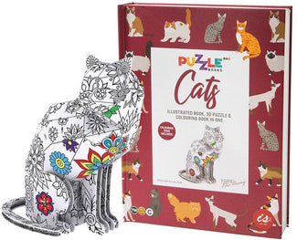 Cats | PUZZLE BOOK