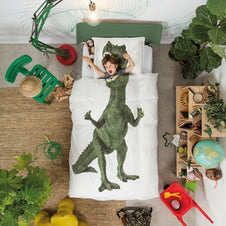 Dino Single | QUILT COVER SET