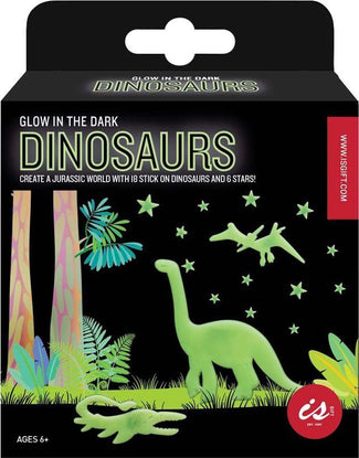 Dinosaurs Glow in the Dark