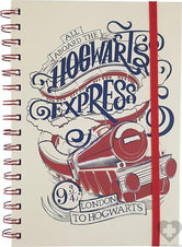 Harry Potter | Aboard The Hogwarts Express NOTEBOOK