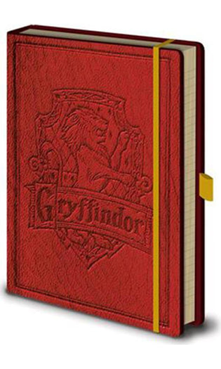Harry Potter | Gryffindor PREMIUM NOTE BOOK