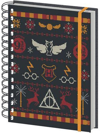 Harry Potter | Wizarding Emblem Sweater NOTEBOOK