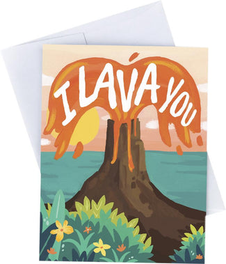 I Lava You | CARD